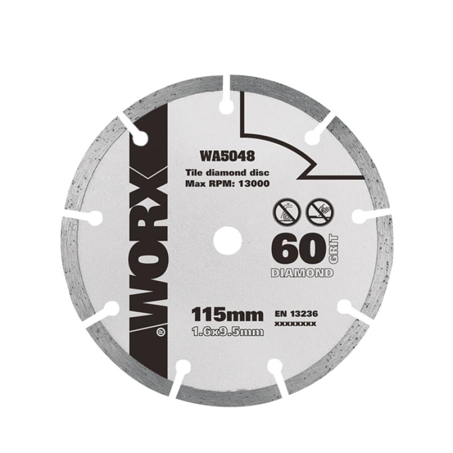 Lưỡi Cắt Đá WORX Mini WX429