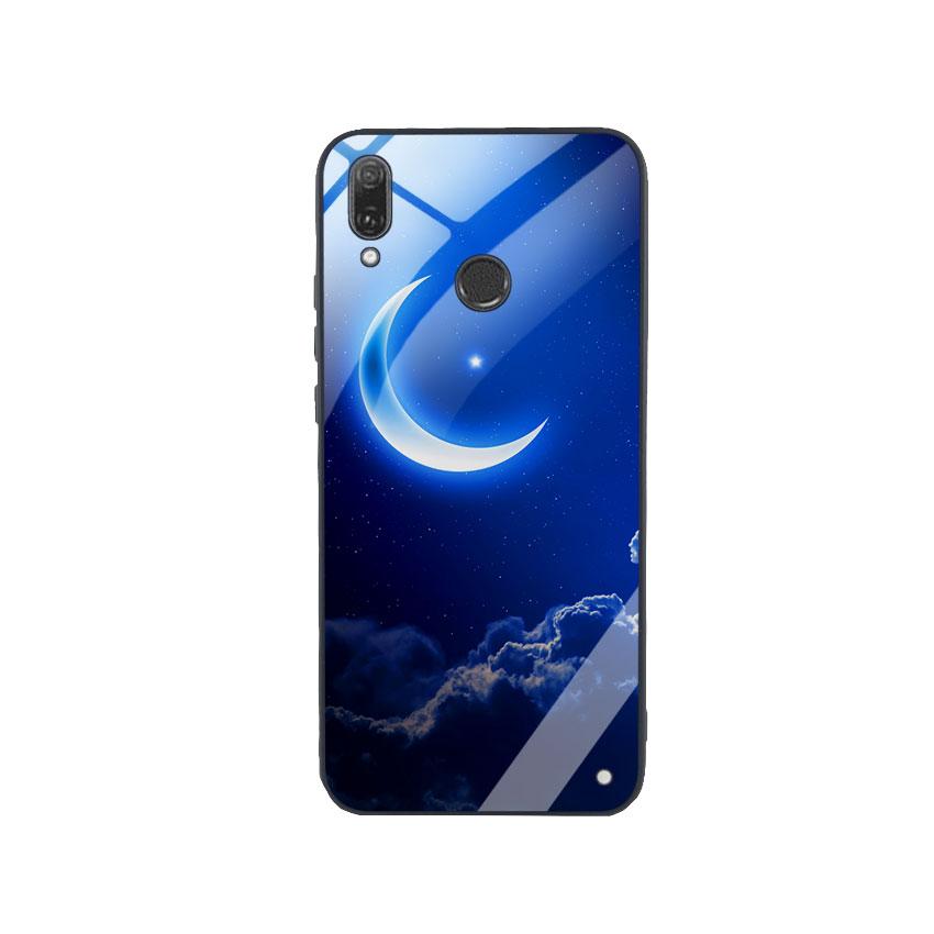 Ốp Lưng Kính Cường Lực cho điện thoại Huawei Y9 2019 -  0220 MOON01