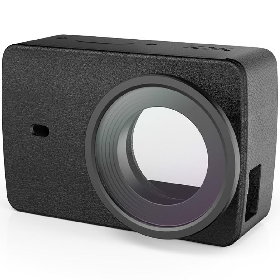 Bao Da Bảo Vệ + Bộ Kính Lọc UV Cho Camera Thể Thao 4K An