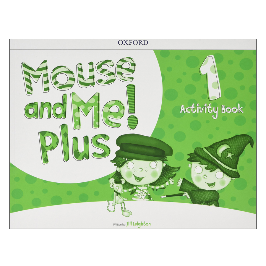 Mouse and Me! Plus 1: Activity Book