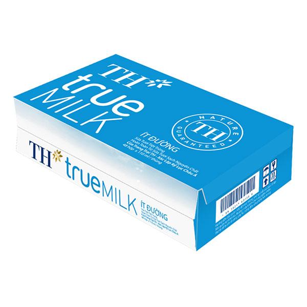 Thùng 48 Hộp Sữa Tươi Tiệt Trùng Ít Đường TH True Milk (110ml/Hộp) - 9558464 , 18935217400369 , 62_14936143 , 246000 , Thung-48-Hop-Sua-Tuoi-Tiet-Trung-It-Duong-TH-True-Milk-110ml-Hop-62_14936143 , tiki.vn , Thùng 48 Hộp Sữa Tươi Tiệt Trùng Ít Đường TH True Milk (110ml/Hộp)