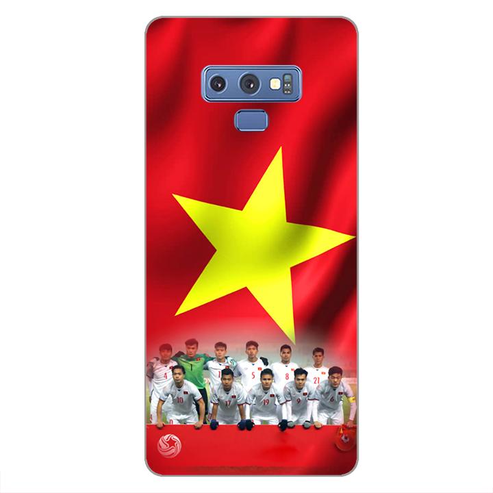 Ốp Lưng Dẻo Cho Samsung Galaxy Note 9 - U23 Mẫu 3 - 1119009 , 2539084841158 , 62_4153323 , 170000 , Op-Lung-Deo-Cho-Samsung-Galaxy-Note-9-U23-Mau-3-62_4153323 , tiki.vn , Ốp Lưng Dẻo Cho Samsung Galaxy Note 9 - U23 Mẫu 3