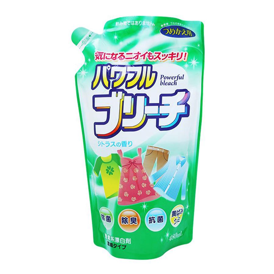 Dung dịch tẩy trắng quần áo loại bỏ mùi hôi, diệt khuẩn tiện dụng - Hàng nội địa Nhật - 4797900 , 5903779892225 , 62_14913563 , 100000 , Dung-dich-tay-trang-quan-ao-loai-bo-mui-hoi-diet-khuan-tien-dung-Hang-noi-dia-Nhat-62_14913563 , tiki.vn , Dung dịch tẩy trắng quần áo loại bỏ mùi hôi, diệt khuẩn tiện dụng - Hàng nội địa Nhật