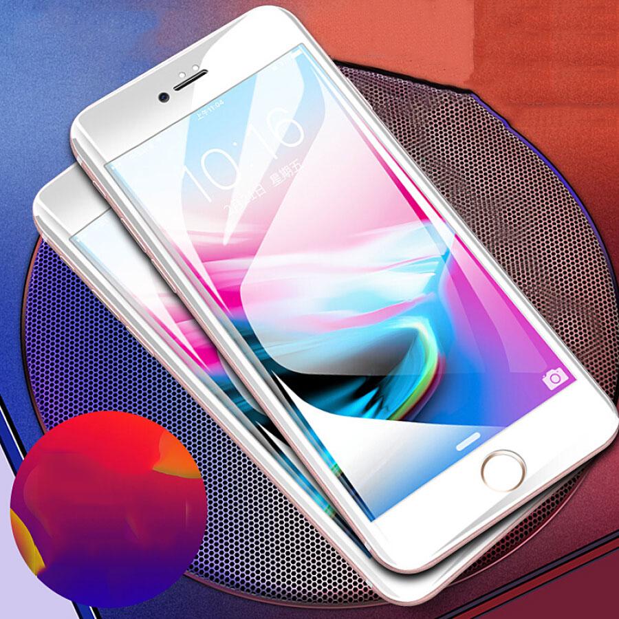 Miếng Dán Màn Hình Kính Chịu Lực Cho iPhone 8 Plus KooLife