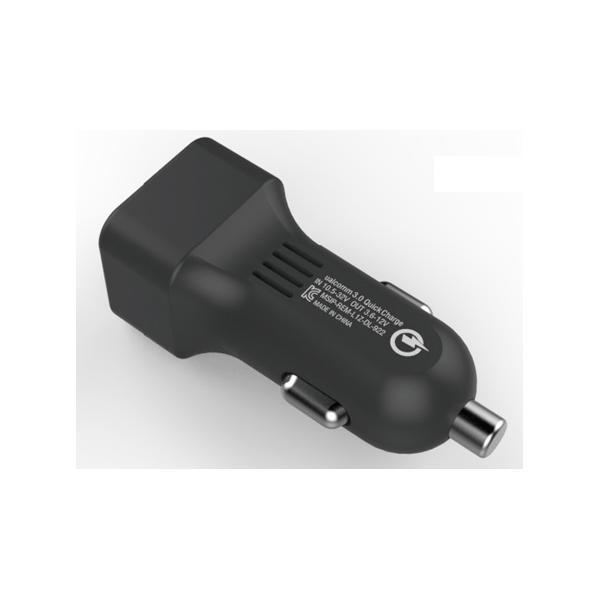 Củ sạc nhanh cổng USB cho xe hơi Type C 2.4A Hàn Quốc DL-922