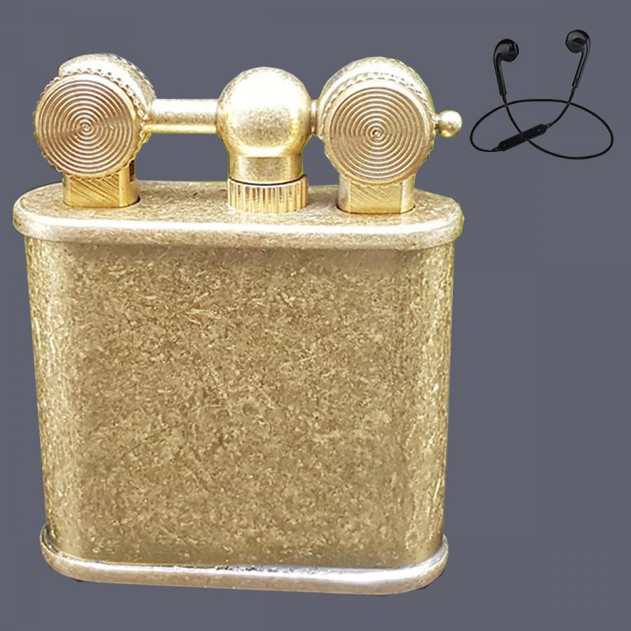 Combo Hộp Quẹt Bật Lửa Xăng Đá K558 Kiểu Dáng Hoài Cổ + Tặng Tai Nghe Bluetooth Cảm Ứng Cao Cấp (Màu Ngẫu Nhiên) - 1650202 , 9768274669446 , 62_11434824 , 600000 , Combo-Hop-Quet-Bat-Lua-Xang-Da-K558-Kieu-Dang-Hoai-Co-Tang-Tai-Nghe-Bluetooth-Cam-Ung-Cao-Cap-Mau-Ngau-Nhien-62_11434824 , tiki.vn , Combo Hộp Quẹt Bật Lửa Xăng Đá K558 Kiểu Dáng Hoài Cổ + Tặng Tai Ngh