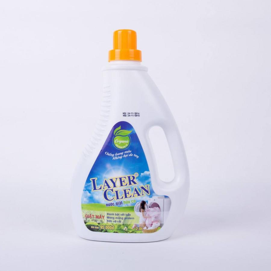 Nước Giặt Layer Clean 2LIT - 2162534 , 1179467178566 , 62_13826293 , 114000 , Nuoc-Giat-Layer-Clean-2LIT-62_13826293 , tiki.vn , Nước Giặt Layer Clean 2LIT