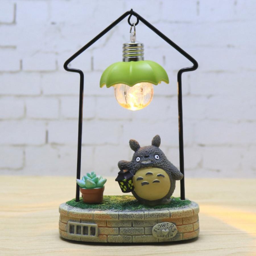 Đèn Totoro Cầm Đèn - 751830 , 4980291344914 , 62_7513039 , 250000 , Den-Totoro-Cam-Den-62_7513039 , tiki.vn , Đèn Totoro Cầm Đèn