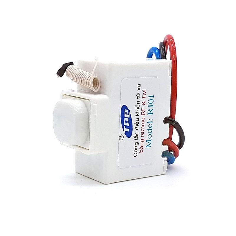 Bộ 5 công tắc điều khiển từ xa IR + RF TPE RI01 - 1065313 , 9770969746813 , 62_5418711 , 650000 , Bo-5-cong-tac-dieu-khien-tu-xa-IR-RF-TPE-RI01-62_5418711 , tiki.vn , Bộ 5 công tắc điều khiển từ xa IR + RF TPE RI01