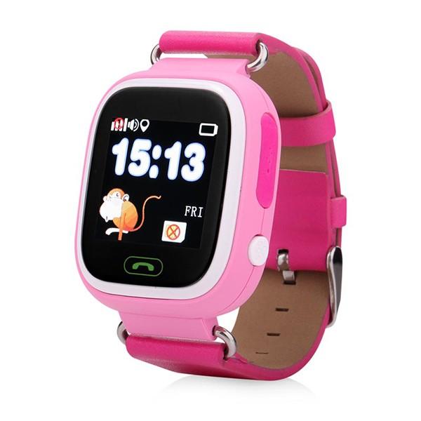 Đồng hồ định vị GPS Wonlex GW100 (Hồng) - 983280 , 2077835946467 , 62_2526959 , 890000 , Dong-ho-dinh-vi-GPS-Wonlex-GW100-Hong-62_2526959 , tiki.vn , Đồng hồ định vị GPS Wonlex GW100 (Hồng)