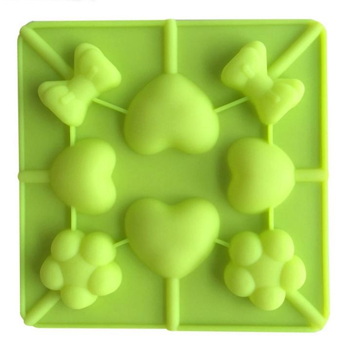 Khuôn silicon làm thạch rau câu, socola 10 tim nơ hoa - 7324113 , 5805845211391 , 62_15089433 , 89000 , Khuon-silicon-lam-thach-rau-cau-socola-10-tim-no-hoa-62_15089433 , tiki.vn , Khuôn silicon làm thạch rau câu, socola 10 tim nơ hoa