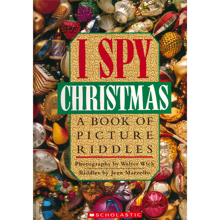 I Spy:  A Book of Picture Riddles - 1241166 , 2535878567808 , 62_5283135 , 1570000 , I-Spy-A-Book-of-Picture-Riddles-62_5283135 , tiki.vn , I Spy:  A Book of Picture Riddles