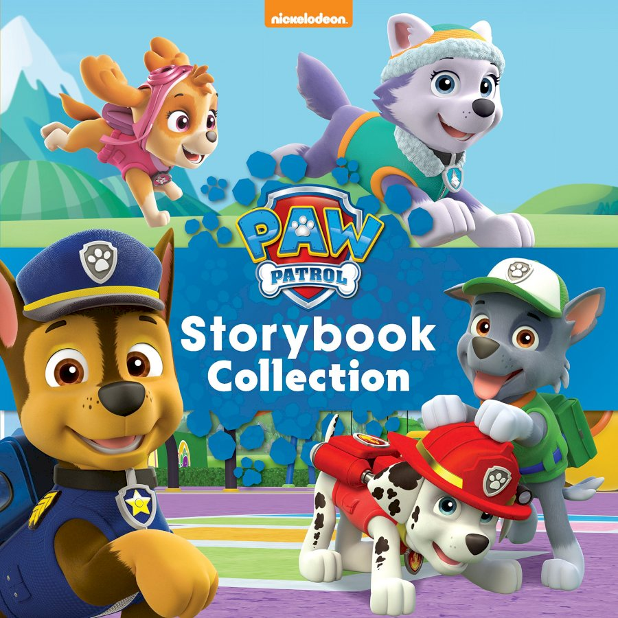 Nickelodeon PAW Patrol Storybook Collection - Chú chó cứu hộ - 947567 , 4229275322747 , 62_2098321 , 307000 , Nickelodeon-PAW-Patrol-Storybook-Collection-Chu-cho-cuu-ho-62_2098321 , tiki.vn , Nickelodeon PAW Patrol Storybook Collection - Chú chó cứu hộ