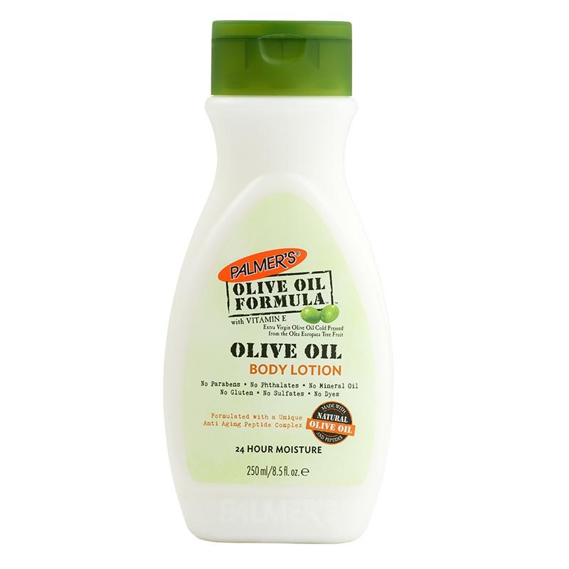 Sữa dưỡng thể chống lão hóa Olive Butter Formular Body Lotion - Palmer