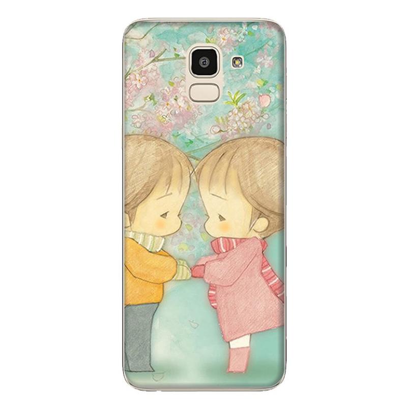 Ốp Lưng Dành Cho Samsung Galaxy J6 - Mẫu 88