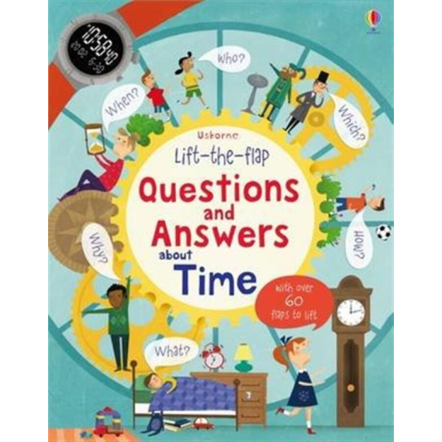 LTF Questions and Answers about Time