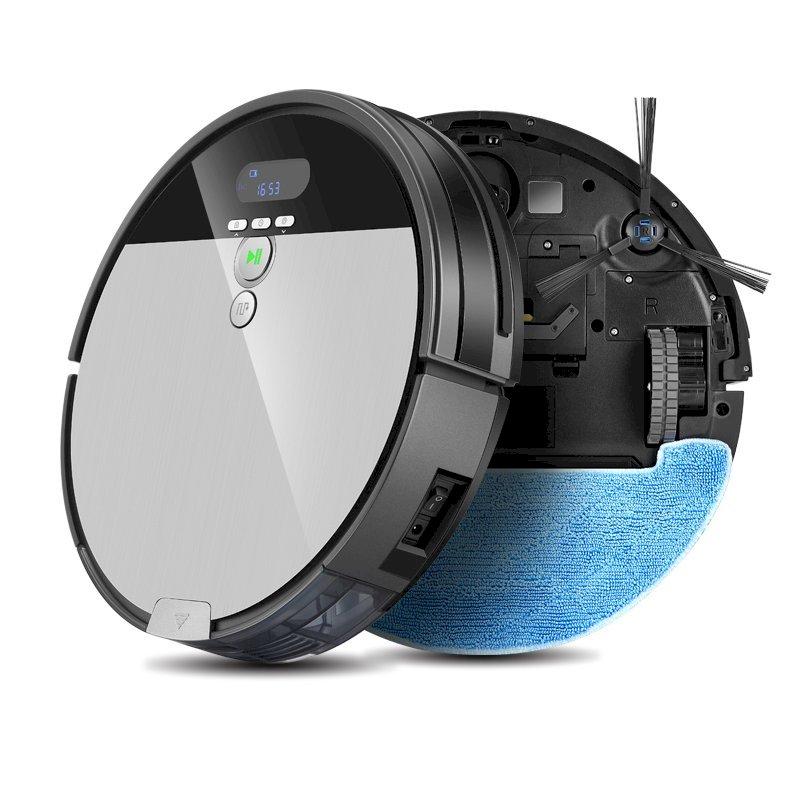 Robot hút bụi lau nhà Ilife V8S-Hàng chính hãng