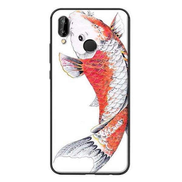 Ốp Lưng Dành Cho Huawei Nova 3E Cá Chép