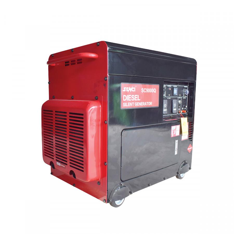 Máy phát điện Senci SC9000Q 7.0kW - 6052797 , 2081526071826 , 62_8079975 , 29990000 , May-phat-dien-Senci-SC9000Q-7.0kW-62_8079975 , tiki.vn , Máy phát điện Senci SC9000Q 7.0kW