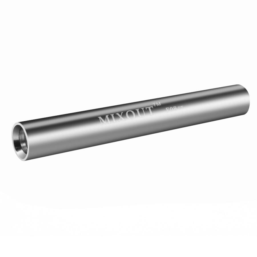 Đèn Pin Tia UV Thép Không Gỉ  MIXOUT Minot F08uv