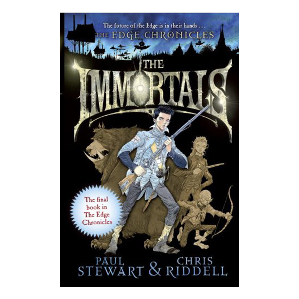 The Immortals: The final book in Edge Chronicles - 1243348 , 1987988902672 , 62_5292113 , 1897000 , The-Immortals-The-final-book-in-Edge-Chronicles-62_5292113 , tiki.vn , The Immortals: The final book in Edge Chronicles