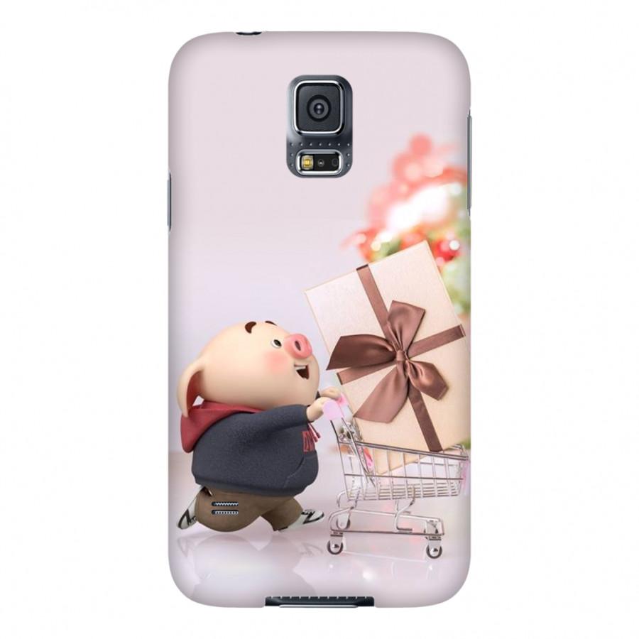 Ốp Lưng Cho Điện Thoại Samsung Galaxy S5 - Mẫu heocon 106