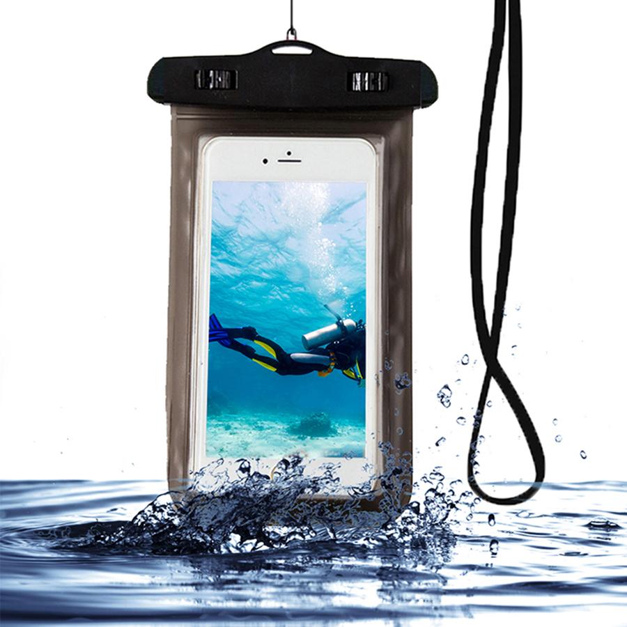 Universal Waterprooof Smart Phone Bag Cellphone Dry Bags for All Phones iphone