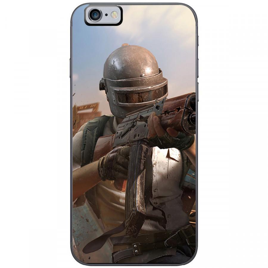 Ốp lưng dành cho Iphone 6s Plus mẫu Pubg 2