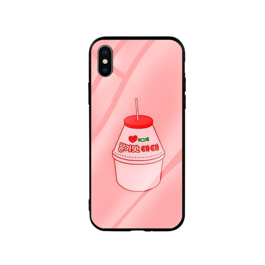 Ốp Lưng Kính Cường Lực cho điện thoại Iphone X / Xs - Tea Milk - 6078061 , 9950970872019 , 62_14804055 , 250000 , Op-Lung-Kinh-Cuong-Luc-cho-dien-thoai-Iphone-X--Xs-Tea-Milk-62_14804055 , tiki.vn , Ốp Lưng Kính Cường Lực cho điện thoại Iphone X / Xs - Tea Milk