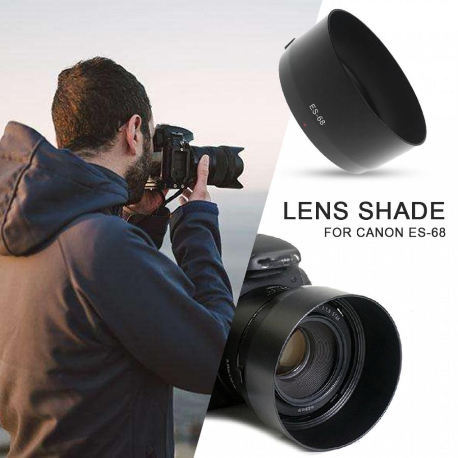 Lens Hood Lens Shade Premium Bayonet Petals Photography Protector for EF 50 Mm F/1.8 STM - 1767494 , 6363425192113 , 62_12545916 , 242000 , Lens-Hood-Lens-Shade-Premium-Bayonet-Petals-Photography-Protector-for-EF-50-Mm-F-1.8-STM-62_12545916 , tiki.vn , Lens Hood Lens Shade Premium Bayonet Petals Photography Protector for EF 50 Mm F/1.8 STM