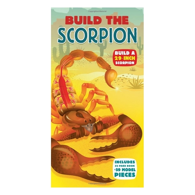 Build The Scorpion - 1705030 , 7794419733071 , 62_11849653 , 557000 , Build-The-Scorpion-62_11849653 , tiki.vn , Build The Scorpion