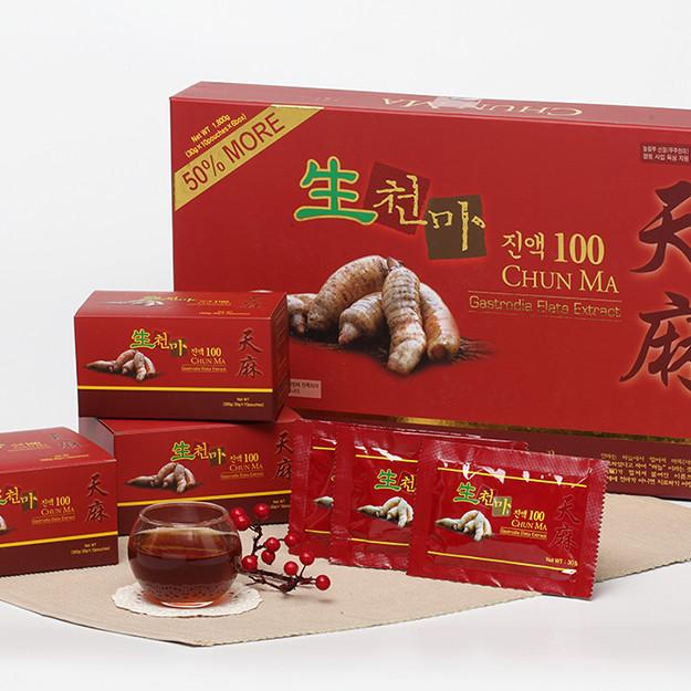 Thực phẩm chức năng Thiên Ma Nước_Gastrodia Elata Extract 100_MJHF