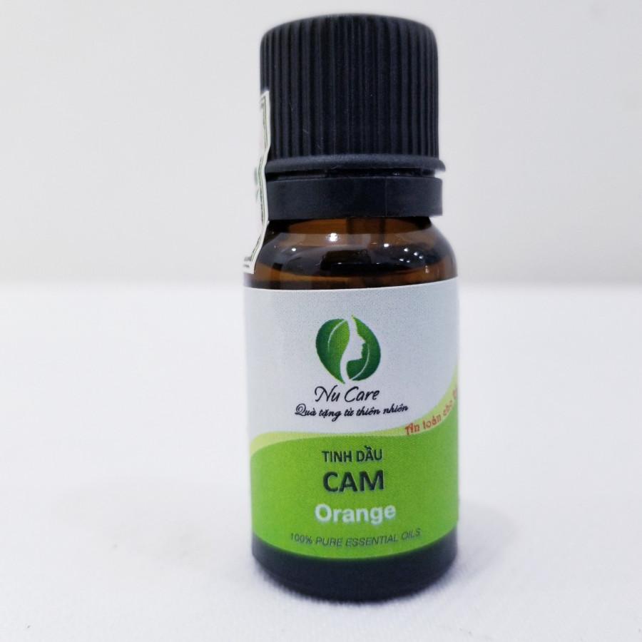 Tinh dầu cam ngọt nguyên chất NuCare (5ml)