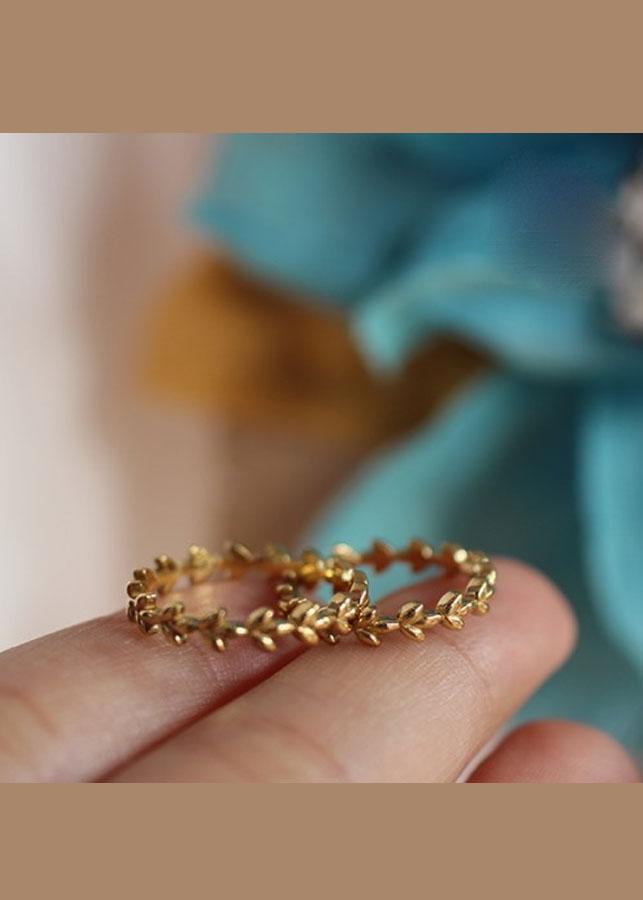 Nhẫn Vàng Vòng Nguyệt Quế xi bạch kim cỡ lớn - 4985909 , 4167894373514 , 62_14141432 , 6120000 , Nhan-Vang-Vong-Nguyet-Que-xi-bach-kim-co-lon-62_14141432 , tiki.vn , Nhẫn Vàng Vòng Nguyệt Quế xi bạch kim cỡ lớn