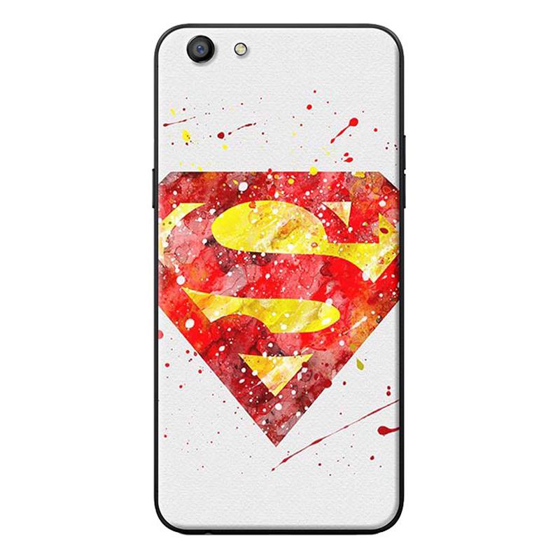 Ốp Lưng Dành Cho Điện Thoại Oppo Neo 9S Superman