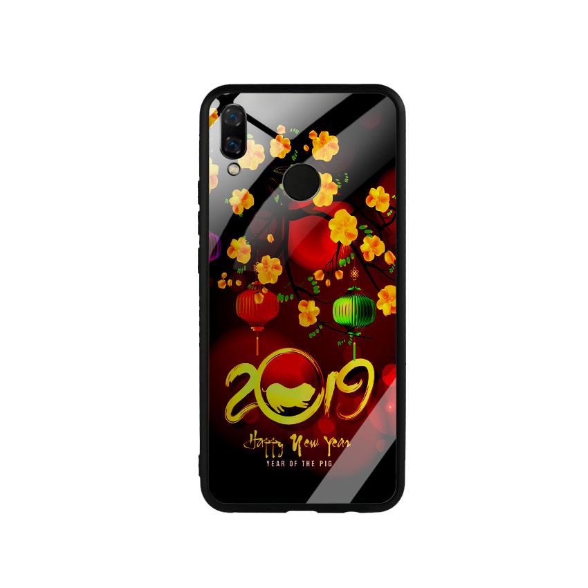 Ốp Lưng Kính Cường Lực cho điện thoại Huawei Nova 3i - Hello 2019_6