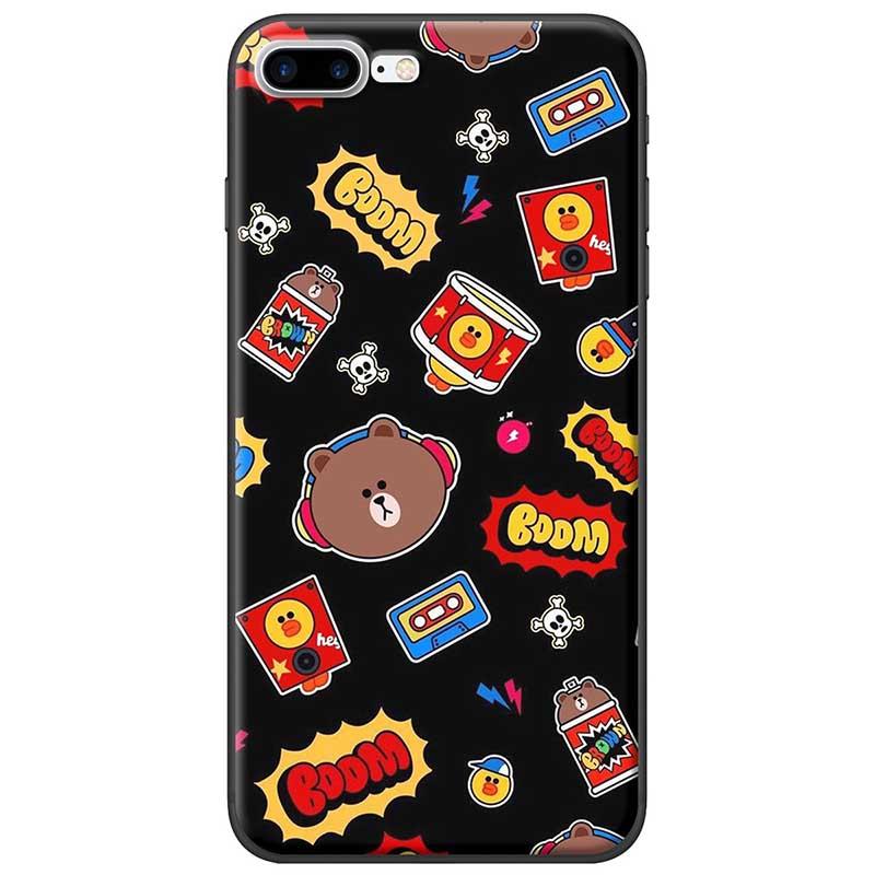 Ốp lưng dành cho iPhone 7 Plus mẫu Họa tiết gấu boom - 18691541 , 4150751609956 , 62_24838470 , 150000 , Op-lung-danh-cho-iPhone-7-Plus-mau-Hoa-tiet-gau-boom-62_24838470 , tiki.vn , Ốp lưng dành cho iPhone 7 Plus mẫu Họa tiết gấu boom