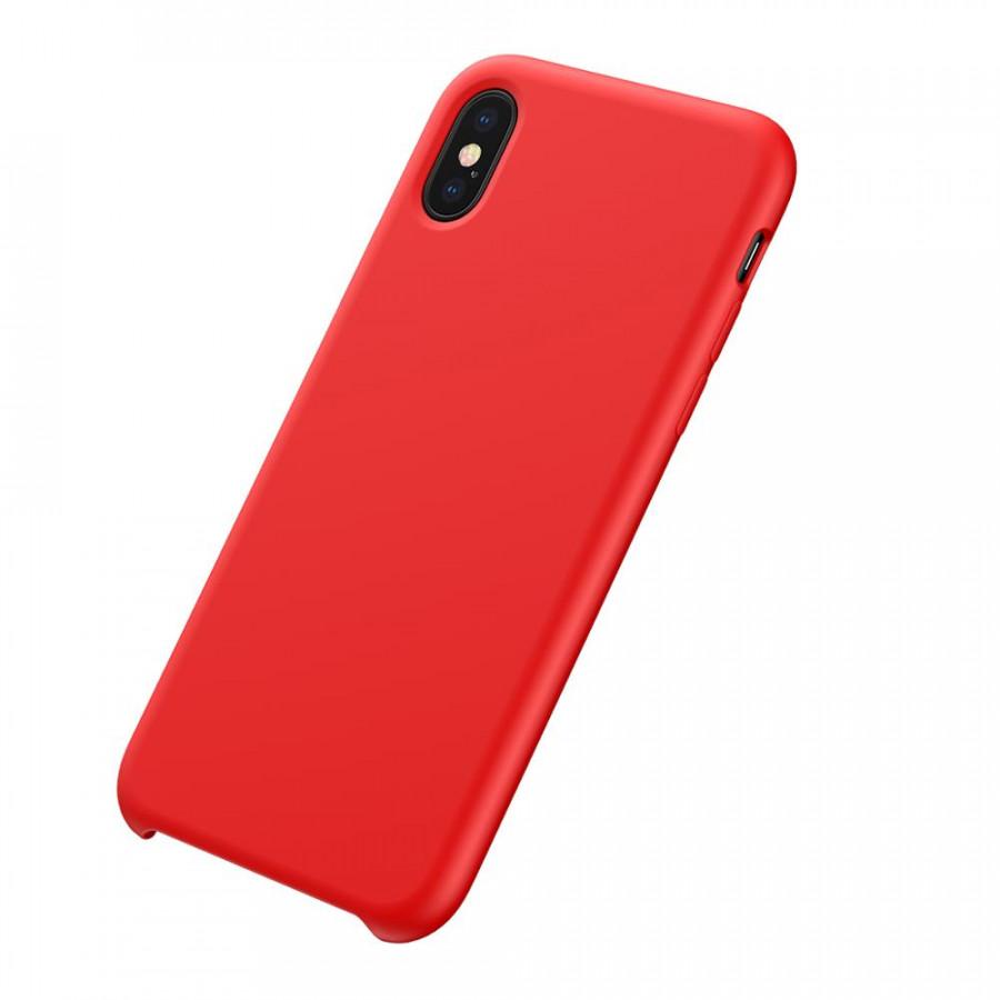 Ốp lưng Silicone lót vải nhung chống trầy xước Baseus Original LSR Case cho iPhone XR/ XS Max (Original Liquid Silicone Case) - 1892195 , 4318370938738 , 62_10205800 , 220000 , Op-lung-Silicone-lot-vai-nhung-chong-tray-xuoc-Baseus-Original-LSR-Case-cho-iPhone-XR-XS-Max-Original-Liquid-Silicone-Case-62_10205800 , tiki.vn , Ốp lưng Silicone lót vải nhung chống trầy xước Baseus