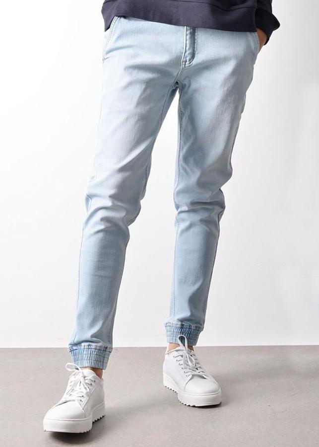 Quần Jeans Nam Jogger - 9454525 , 6468368474873 , 62_5414265 , 499000 , Quan-Jeans-Nam-Jogger-62_5414265 , tiki.vn , Quần Jeans Nam Jogger