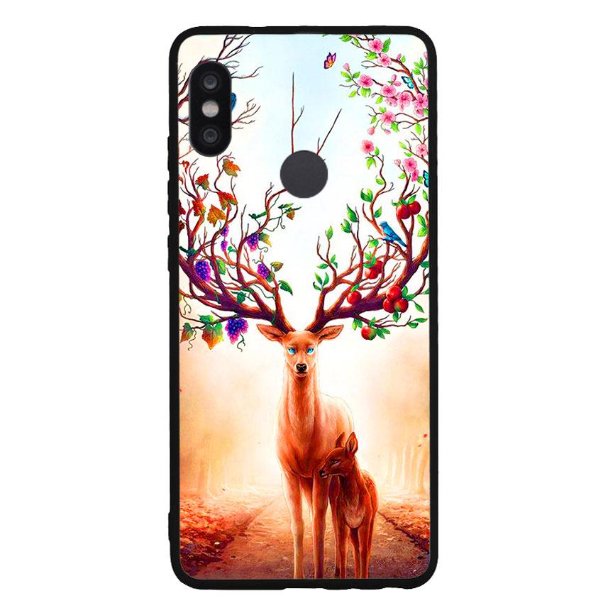 Ốp lưng nhựa cứng viền dẻo TPU cho điện thoại Xiaomi Redmi Note 5 Pro -Deer 01 - 6435854 , 3714388781655 , 62_15843781 , 124000 , Op-lung-nhua-cung-vien-deo-TPU-cho-dien-thoai-Xiaomi-Redmi-Note-5-Pro-Deer-01-62_15843781 , tiki.vn , Ốp lưng nhựa cứng viền dẻo TPU cho điện thoại Xiaomi Redmi Note 5 Pro -Deer 01