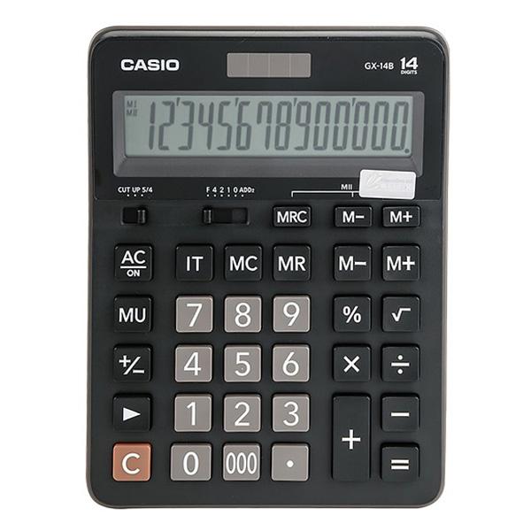 Máy Tính Để Bàn Casio GX-14B - 1288374 , 4126660399516 , 62_13379254 , 411000 , May-Tinh-De-Ban-Casio-GX-14B-62_13379254 , tiki.vn , Máy Tính Để Bàn Casio GX-14B