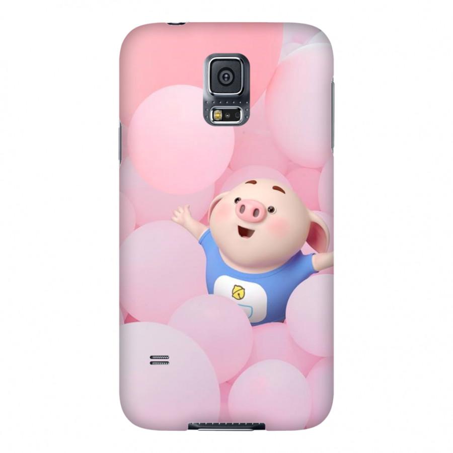 Ốp Lưng Cho Điện Thoại Samsung Galaxy S5 - Mẫu heocon 108