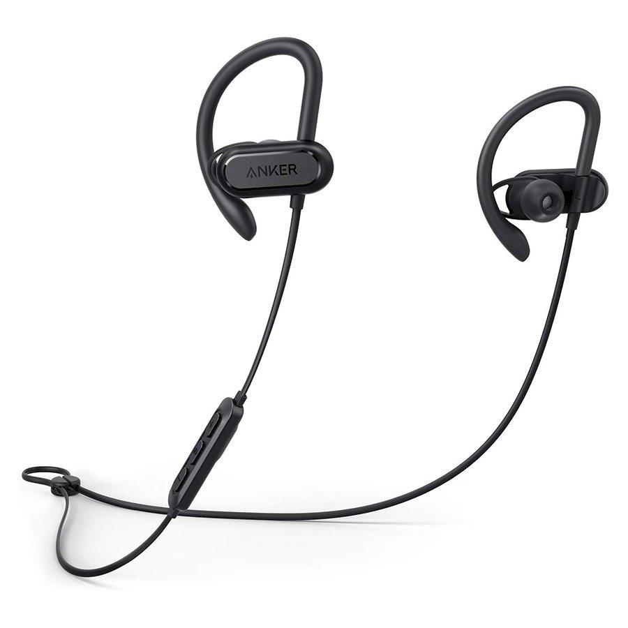 Tai Nghe Bluetooth Nhét Tai Anker Soundcore Spirit X IPX7 - A3451011 - Hàng Chính Hãng
