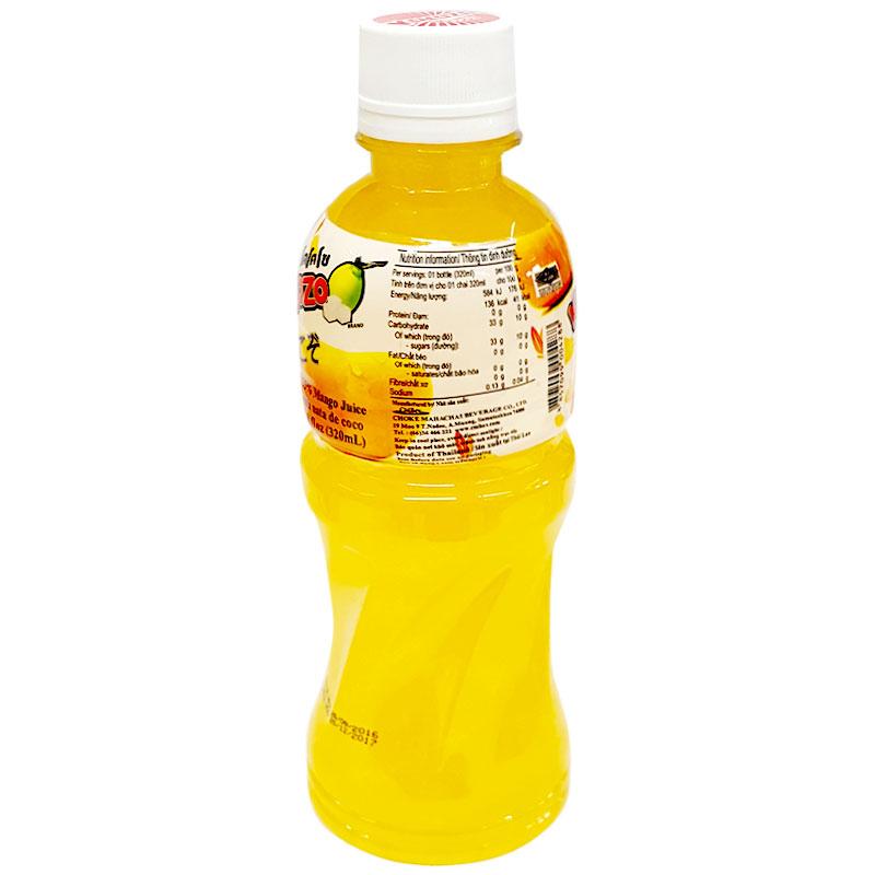 Thùng 48 chai Nước Xoài ép Kokozo (320mlx48)