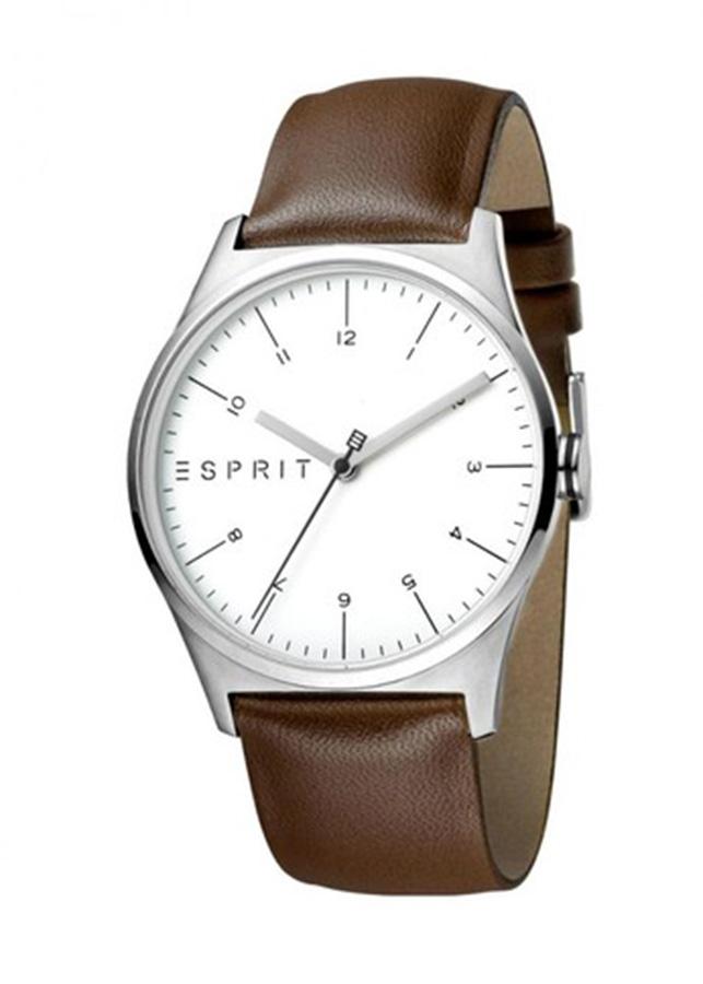 Đồng Hồ Nữ Dây Da Esprit ES1L034L0025 - Mặt trắng