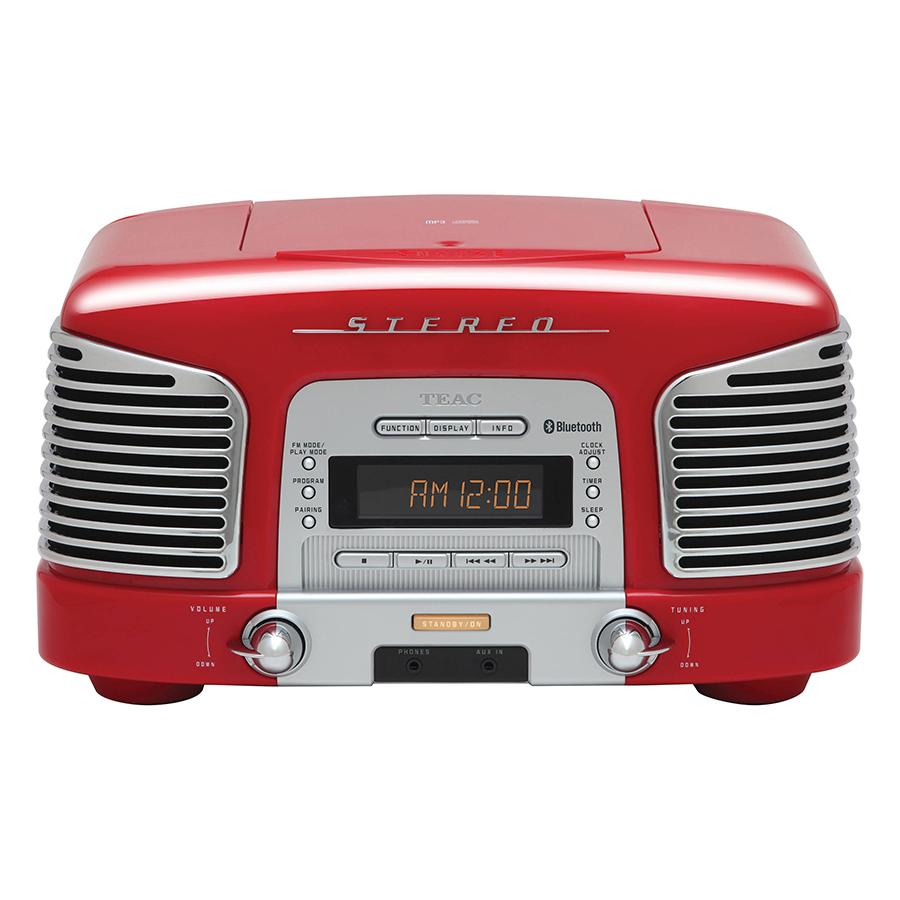 Máy Cassette TEAC SL-D930 - Đỏ - 928438 , 1578418822952 , 62_1993871 , 5900000 , May-Cassette-TEAC-SL-D930-Do-62_1993871 , tiki.vn , Máy Cassette TEAC SL-D930 - Đỏ