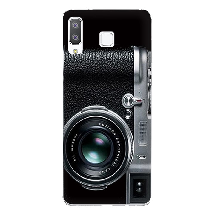 Ốp Lưng Dành Cho Samsung Galaxy A8 Star Mẫu 13