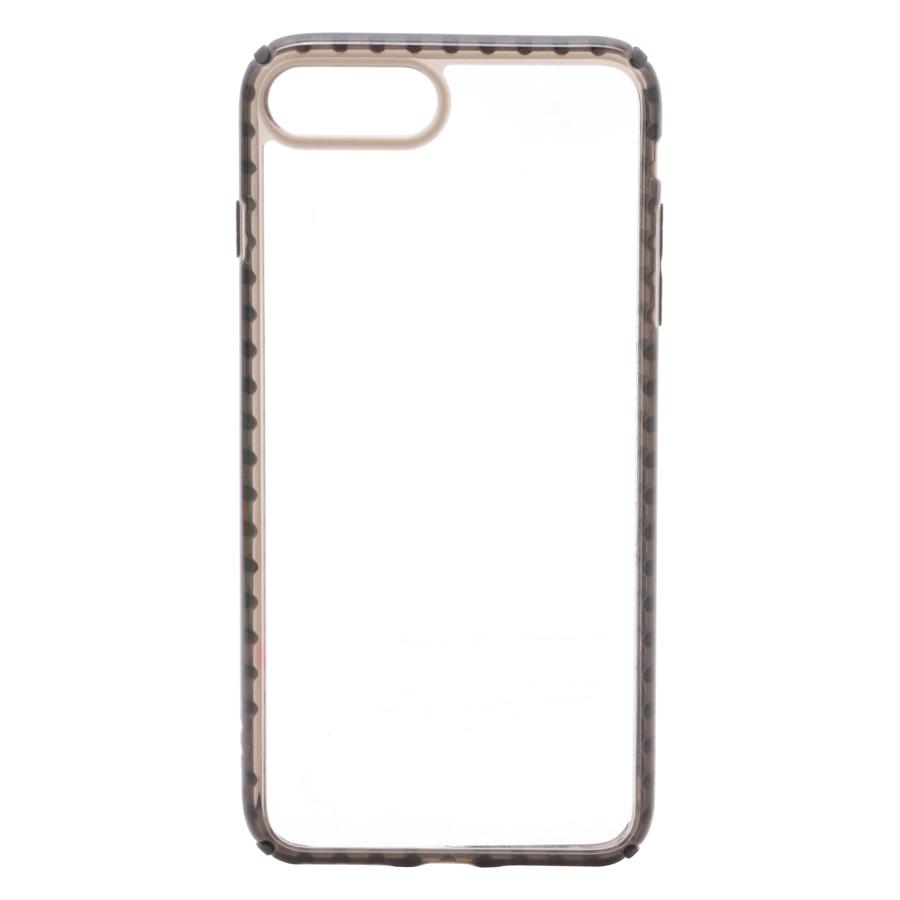 Ốp Lưng Dành Cho iPhone 7 Plus / 8 Plus Trong Suốt Viền Silicon Cao Cấp