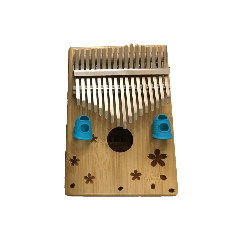 Đàn Kalimba cao cấp 17 phím, Thumb Piano 17 keys - Gỗ tròn hoa - 1057848 , 9667972641863 , 62_3869611 , 700000 , Dan-Kalimba-cao-cap-17-phim-Thumb-Piano-17-keys-Go-tron-hoa-62_3869611 , tiki.vn , Đàn Kalimba cao cấp 17 phím, Thumb Piano 17 keys - Gỗ tròn hoa
