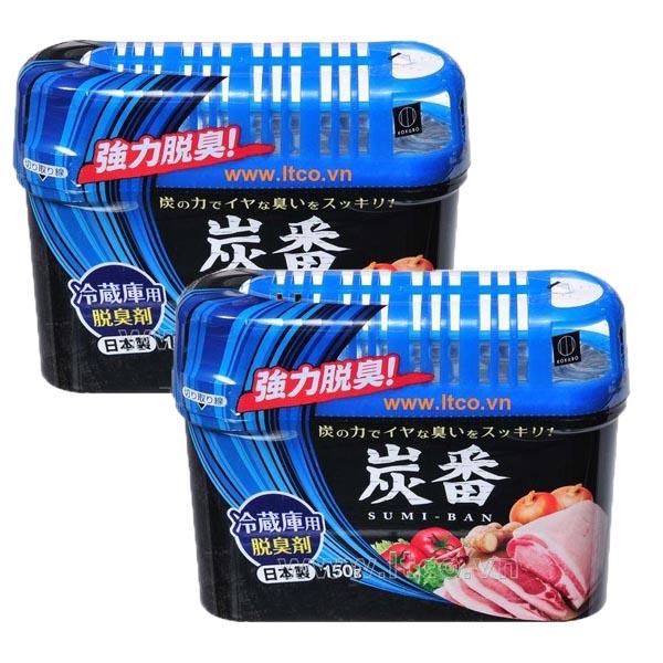 Hộp Khử Mùi Ngăn Đá Tủ Lạnh Than Hoạt Tính - Nội Địa Nhật Bản - 1862485 , 5107133368580 , 62_11389582 , 360000 , Hop-Khu-Mui-Ngan-Da-Tu-Lanh-Than-Hoat-Tinh-Noi-Dia-Nhat-Ban-62_11389582 , tiki.vn , Hộp Khử Mùi Ngăn Đá Tủ Lạnh Than Hoạt Tính - Nội Địa Nhật Bản
